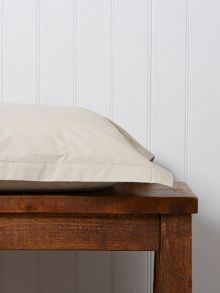 Christy 250 Egyptian Oxford Square Pillowcase Mink