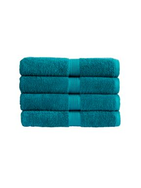 Christy Verona towel range in Ocean