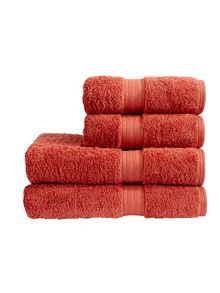 Christy Ren 04 towel range in Spice
