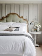 Christy Chantilly bedlinen range in white