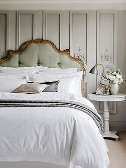 Chantilly Double Duvet White