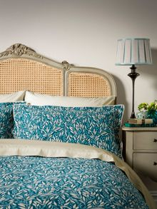 Elouise bed linen range in Teal
