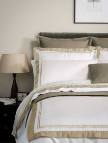Christy Coniston King Duvet Cover in Linen