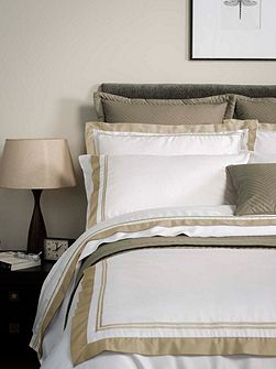 Coniston King Duvet Cover in Linen