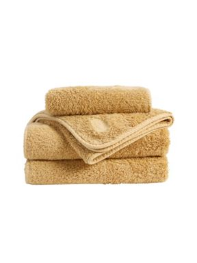 Christy Royal Turkish towel range in Sandstone