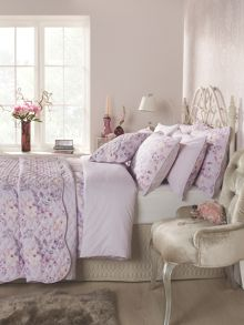 Katrina bedspread set range in Heather