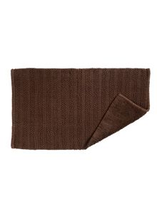 Kingsley Home Lifestyle towel & mat range in Walnut