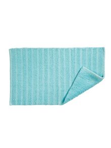 Kingsley Home Lifestyle towel & mat range in Aqua