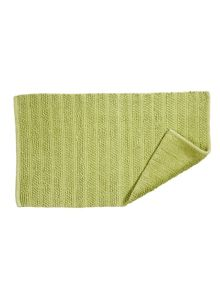 Kingsley Home Lifestyle towel & mat range Lemongrass