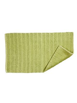Lifestyle bath sheet lemongrass