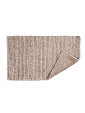 Kingsley Home Lifestyle towel & mat range in Biscotti