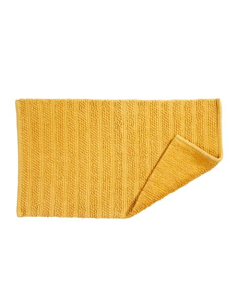 Kingsley Home Lifestyle bath sheet mustard