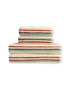 Ren Stripe Bath Sheet Multi