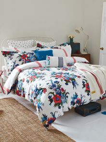 Amelie pillow case oxford floral