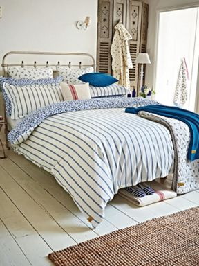 Joules Sea Ditsy bedding range