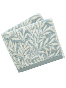Willow towel range in sage