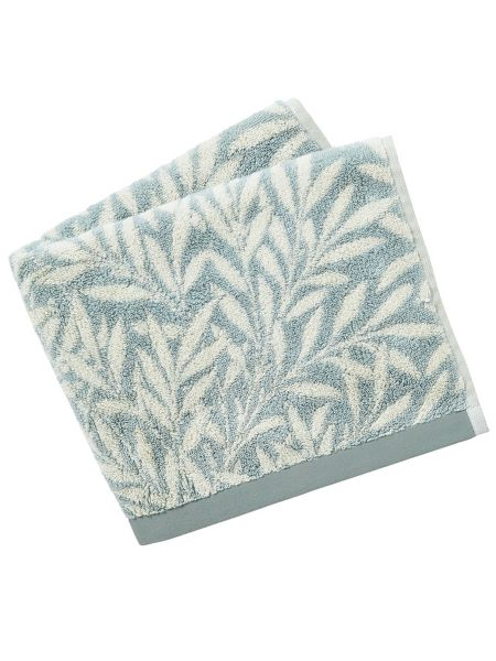 Morris & Co Morris & co willow bath towel sage