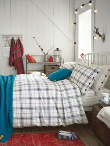 Joules Brighton housewife check