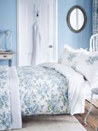 Helena Springfield Florence bed linen range in Blue