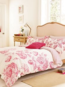 Kensington bed linen range in Pink