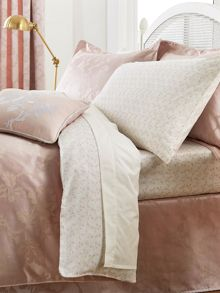 Viennese Rose bed linen range in Pink