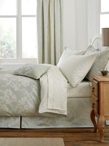 V&A Viennese Rose bed linen range in Mint
