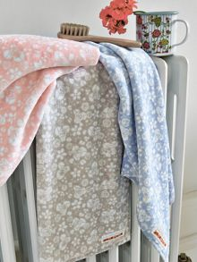 Julie Dodsworth Fledgling bath towel range in Stone