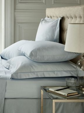 Fable Fable bed linen in Sky Blue