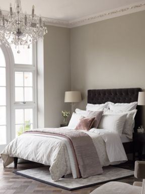 Fable Romilly bed linen range in Amethyst