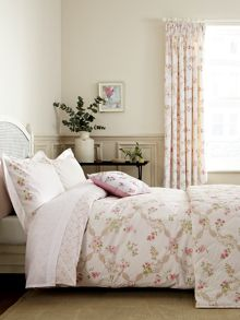 Anna maria pillowcase oxford pair pink