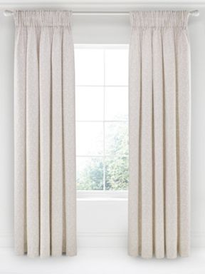 Fable Jasmine lined curtain range