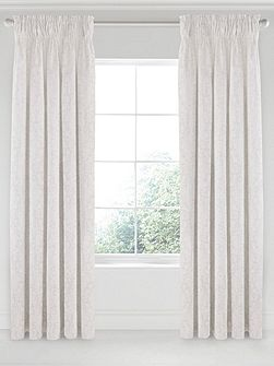 Vauville lined curtains 90x90 (230x230cm)