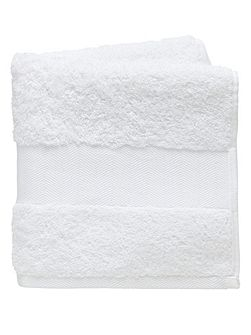 Versailles towel bath white