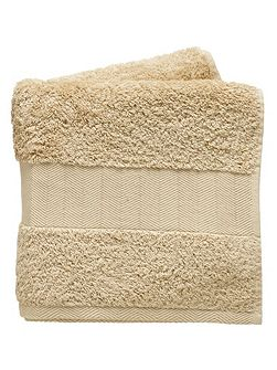 Versailles towel bath soft gold