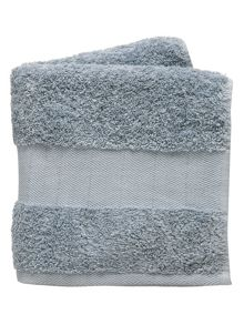 Fable Versailles bath towel range in Blue