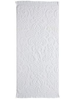 Montfort guest towel white