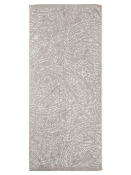 Fable Charente guest towel silver