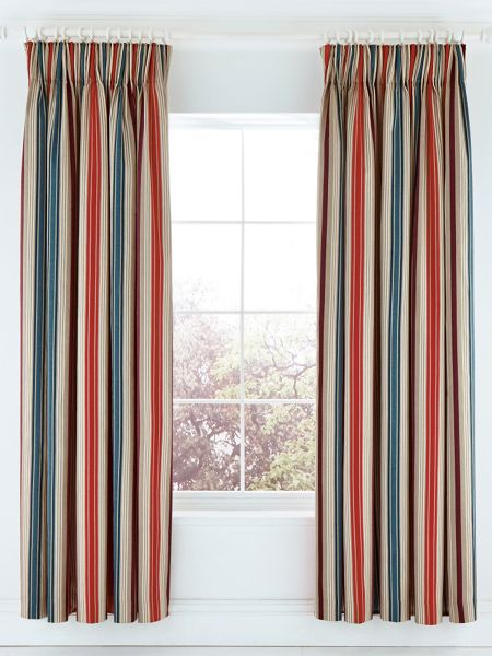 Bedeck 1951 Alba lined curtains 66X72 calypso