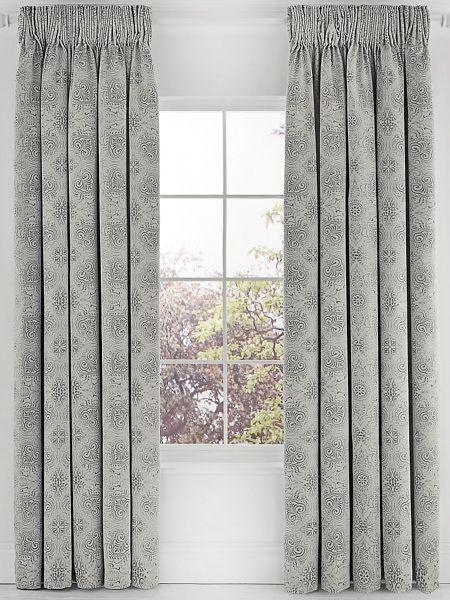 Bedeck 1951 Altana lined curtains 90x90 marble