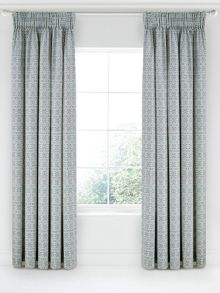 Bedeck 1951 Daya lined curtain range in monsoon