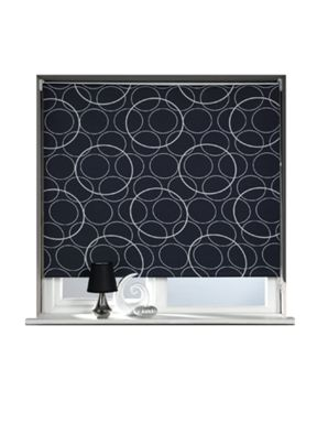 Montgomery Sunlover blackout blinds in spiro