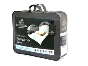 Fine Bedding Company Boutique silk duvet 4.5 tog