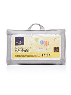 Washable 4.0 tog childrens duvet 200cm x 135cm