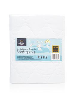 Waterproof mattress protector 150cm x 120cm