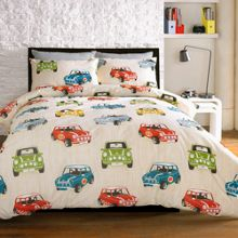 #bedding Mini king duvet set