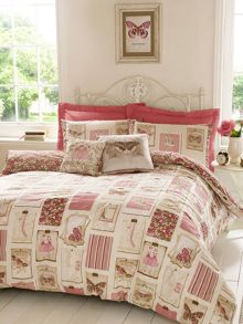 Kirstie Allsopp Annabel double quilt cover