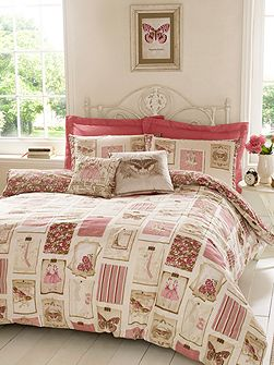 Annabel double quilt cover