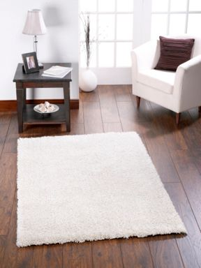 Origin Rugs Chicago Shaggy Cream Rug Range