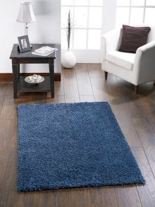 Origin Rugs Chicago Shaggy Dark Teal Rug Range