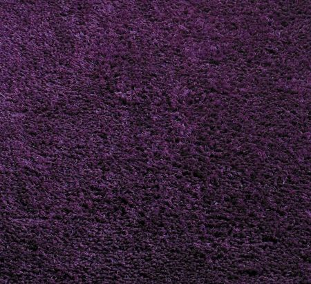 Origin Rugs Chicago Shaggy Rug PURPLE 133 CIR